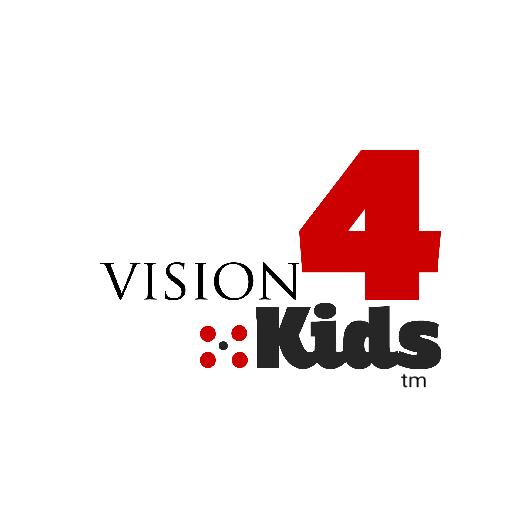Vision 4 kids was founded by Jason Slack and Celeste Howard.